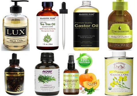 Natural Oils That Make Your Hair Grow