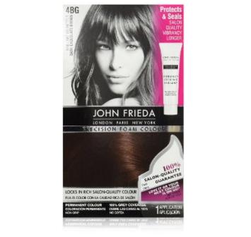 Bug39s Beauty Blog Diy Hair Colour With John Freida