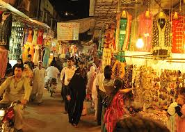 Best shopping places of lahore for Bano bazar anarkali lahore
