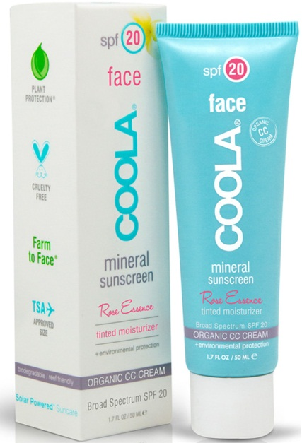 Coola Moisturizing Sunscreen
