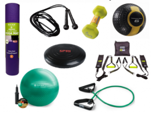 Best Fitness Equipment for women to have at Home