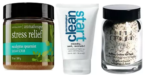 5 best beauty scrubs
