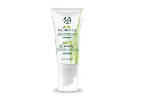 Aloe Gentle Exfoliator by the Body Shop