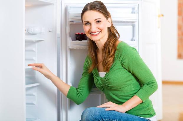 Clean your freezer