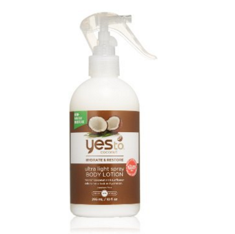 Yes To Coconut Ultra Light Body Spray Lotion