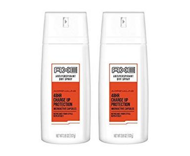 AXE Dry Spray