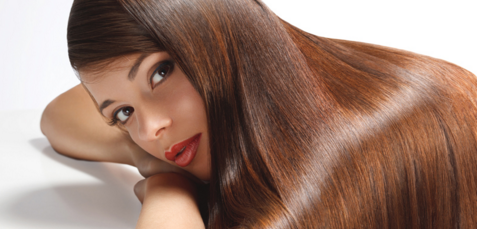 Frizz Free Hair