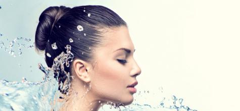 Keep your hair hydrated
