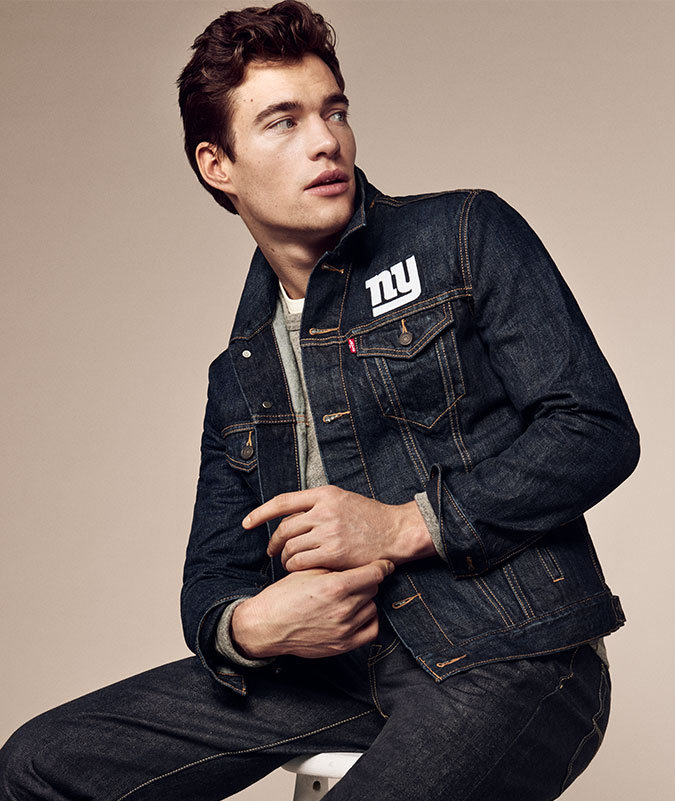 Levi's NFL Denim Trucker Jacket