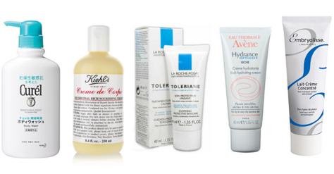 Use some good skin moisturizing product