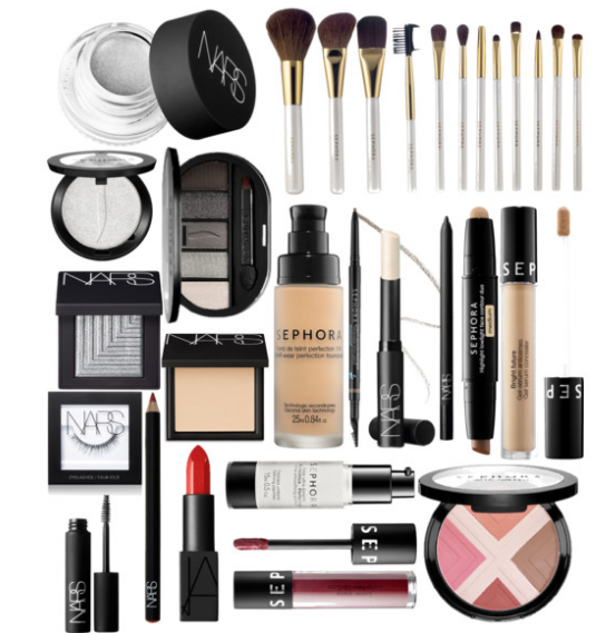 Cosmetic and Makeup Products of Sephora in Pakistan