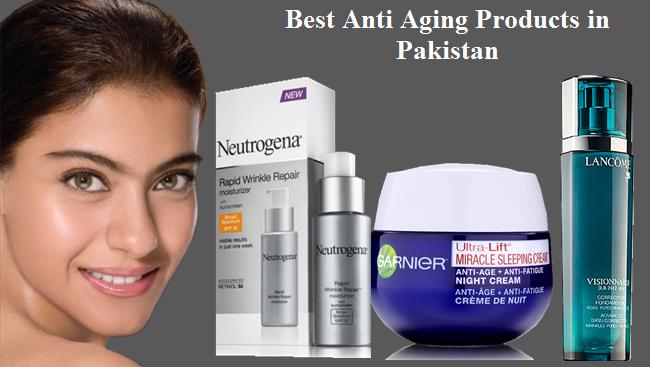 Anti Aging Best Anti Aging Cream In Pakistan