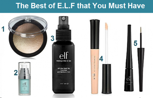 The Best of E.L.F that You Must Have