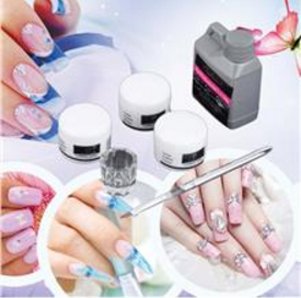 Nail Art Tool Kit In Pakistan