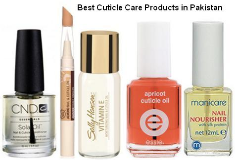 Best Cuticle Care Products Available in Pakistan