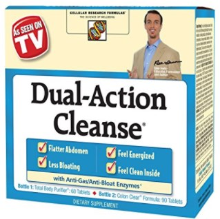 Applied Nutrition Dual Action Cleanse