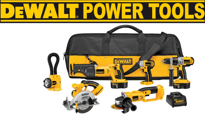 Dewalt Power Tools