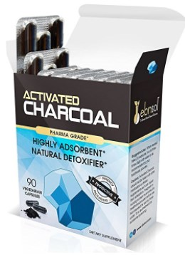 Ebnsol Activated Charcoal Supplement