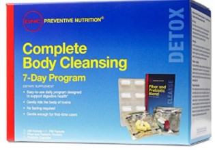 GNC 7 Day Complete Body Cleanse