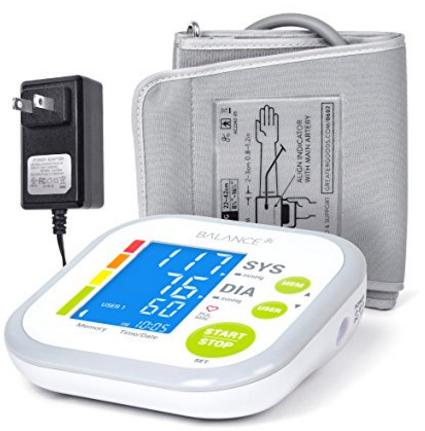 Health Gurus (Balance) Professional Blood Pressure Monitor