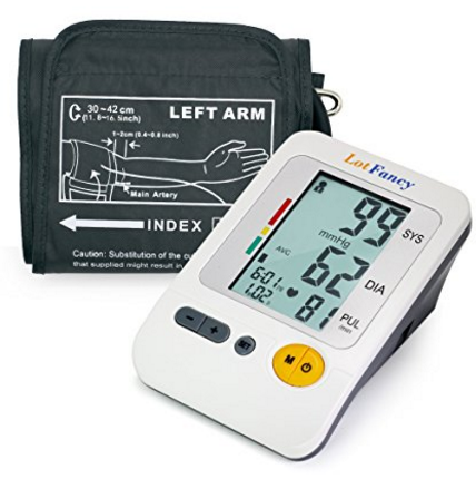 LotFancy Blood Pressure