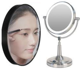 Makeup Mirrors and Magnifier Available in Pakistan