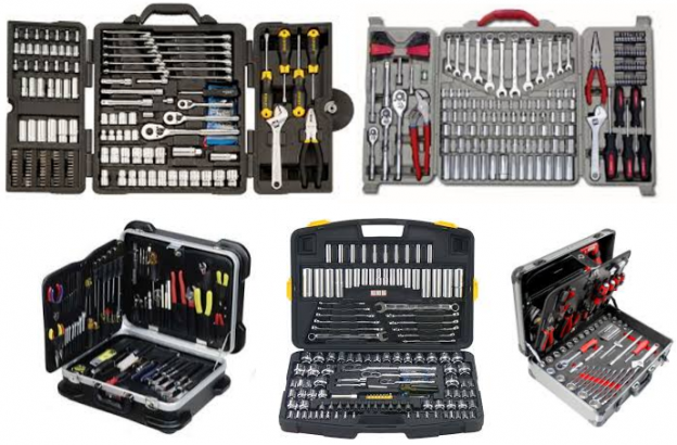 Mechanical Tools Kits in Pakistan