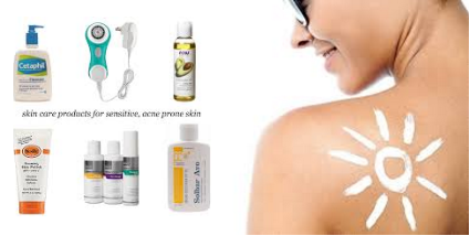 Sunscreens for Skin and UV Protection Available in Pakistan