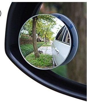 Ampper Blind Spot Mirror