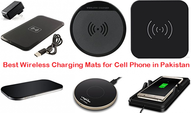 Best Wireless Charging Mats for Cell Phone in Pakistan