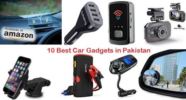 Car Gadgets in Pakistan