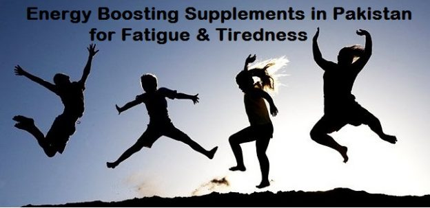 Energy Boosting Supplements in Pakistan for Fatigue & Tiredness