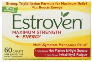 Estroven for Menopause Relief
