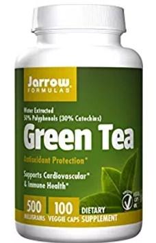 Green tea fat loss