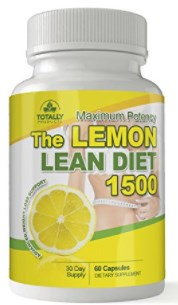 Lemon and cayenne pepper Weight Loss Supplement
