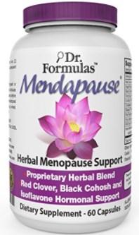 Mendapause by DrFormulas, Women Hormonal Balance Menopause Relief Supplement