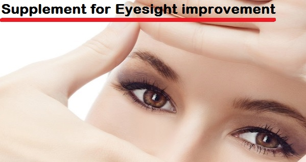 Supplement for Eyesight improvement Available In Pakistan