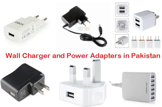 Wall Charger and Power Adapters in Pakistan