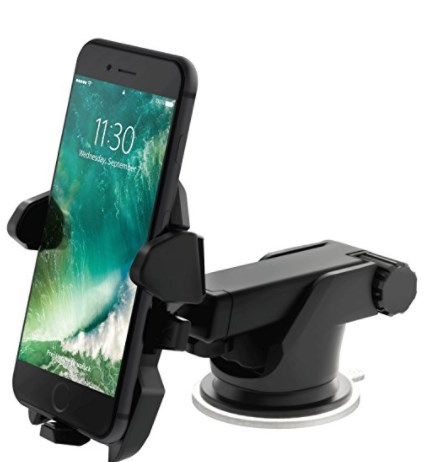 iOttie Easy One Touch 2 Car Mount Holder for iPhone 7s 6s Plus 6s 5s 5c Samsung Galaxy S8