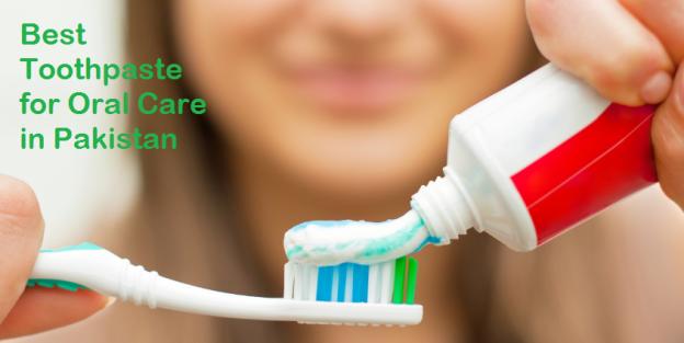 toothpastes in Pakistan