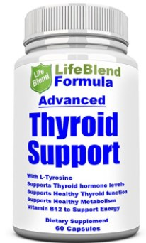 Advanced Thyroid Support Supplement With Iodine to Increase Energy & Boost Metabolism
