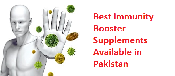 5 Best Immunity Booster Supplements Available In Pakistan
