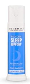 Dr. Mercola Melatonin Sleep Support Spray
