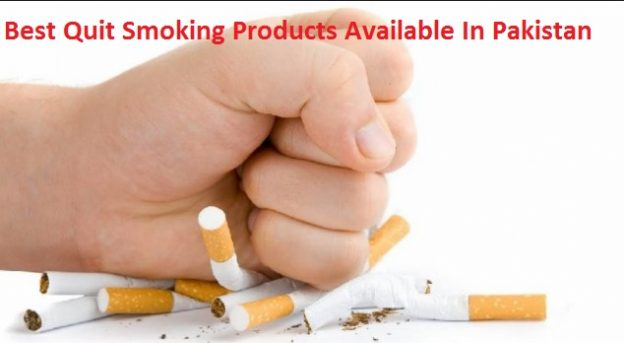 Quit Smoking Products in Pakistan