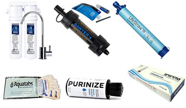 Water Purification Products