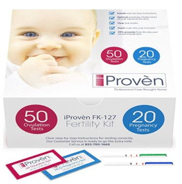 iProvèn Ovulation Test Strips