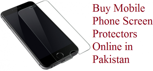 Buy Mobile Phone Screen Protectors Online in Pakistan