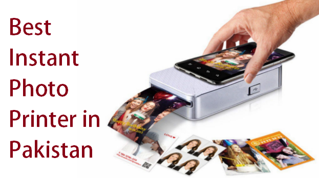 Best Instant Photo Printer in Pakistan