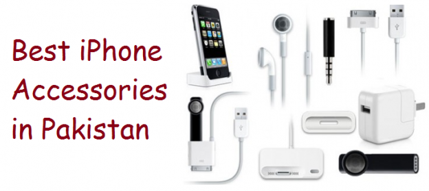 Best iPhone Accessories in Pakistan