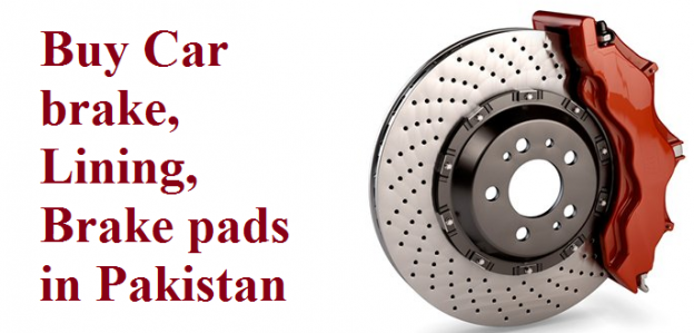 Buy Imported Car Brakes in Pakistan